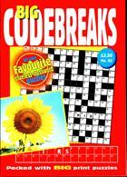 Big Codebreaks Magazine Issue NO 82