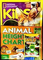 National Geographic Kids Magazine Issue OCT 19