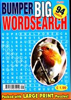 Bumper Big Wordsearch Magazine Issue NO 209