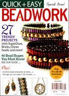 Beadwork Magazine Issue Q&E SP