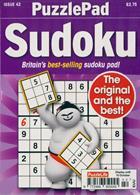 Puzzlelife Ppad Sudoku Magazine Issue NO 42