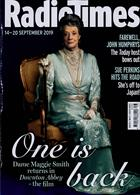 Radio Times South Magazine Issue 14/09/2019