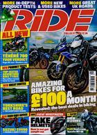 Ride Magazine Issue NOV 19