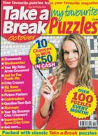 Tab My Favourite Puzzles Magazine Issue OCT 19