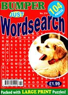 Bumper Just Wordsearch Magazine Issue NO 214