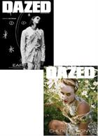 Dazed & Confused Magazine Issue AUT/WIN