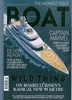 Boat International Magazine Issue OCT 19
