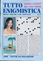 Tutto Enigmistica  Magazine Issue 62
