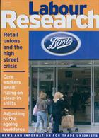 Labour Research Magazine Issue 08