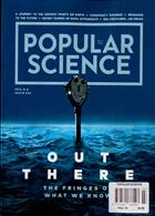 Popular Science Magazine Issue FALL