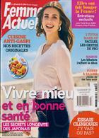 Femme Actuelle Magazine Issue NO 1826
