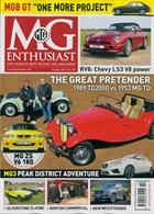 Mg Enthusiast Magazine Issue OCT 19
