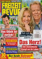 Freizeit Revue Magazine Issue NO 39