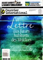 Courrier International Magazine Issue NO 1507