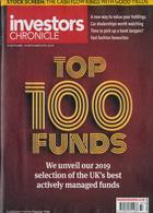 Investors Chronicle Magazine Issue 13/09/2019