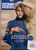 Donna Moderna Magazine Issue NO 39