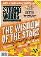 Strong Words Magazine Issue NO 13