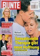 Bunte Illustrierte Magazine Issue NO 39