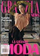 Grazia Italian Wkly Magazine Issue NO 39