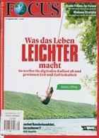 Focus (German) Magazine Issue NO 38