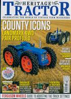 Heritage Tractor Magazine Issue NO 9