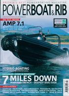Powerboat & Rib Magazine Issue OCT/AUT