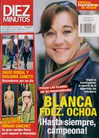 Diez Minutos Magazine Issue NO 3552