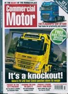 Commercial Motor Magazine Issue 24/10/2019