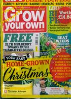 Grow Your Own Magazine Issue DEC 19