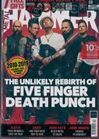 Metal Hammer Magazine Issue NO 329