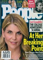 People Magazine Issue 11/11/2019