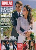 Hola Magazine Issue NO 3926