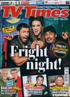 Tv Times England Magazine Issue 26/10/2019