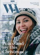 Woman Alive Magazine Issue DEC 19