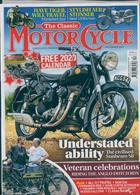 Classic Motorcycle Monthly Magazine Issue DEC 19