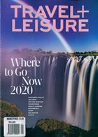 Travel Leisure Magazine Issue JAN 20