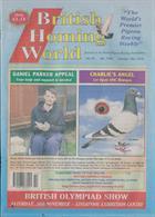 British Homing World Magazine Issue NO 7495
