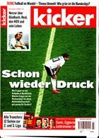 Kicker Montag Magazine Issue NO 37