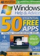 Windows 7 Help Advice Magazine Issue DEC 19