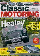 Classic Motoring Magazine Issue DEC 19