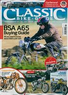 Classic Bike Guide Magazine Issue NOV 19