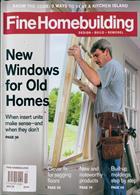 Fine Homebuilding Magazine Issue NOV 19