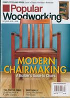 Popular Woodworking (Us) Magazine Issue OCT 19