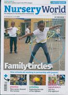 Nursery World Magazine Issue 16/09/2019