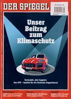 Der Spiegel Magazine Issue NO 38