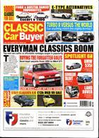 Classic Car Buyer Magazine Issue 18/09/2019