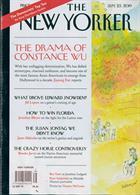 New Yorker Magazine Issue 23/09/2019