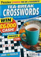 Puzzler Tea Break Crosswords Magazine Issue NO 285