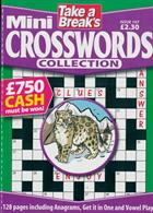 Tab Mini Crossword Coll Magazine Issue NO 107