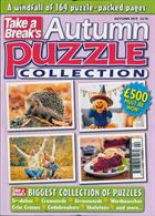 Tab Puzzle Collection Magazine Issue AUTUMN